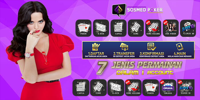 Bermain Aman Pakai Akun ID Pro Sosmdpoker IDN Poker Online