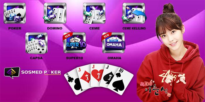 ID Pro Sosmed Poker
