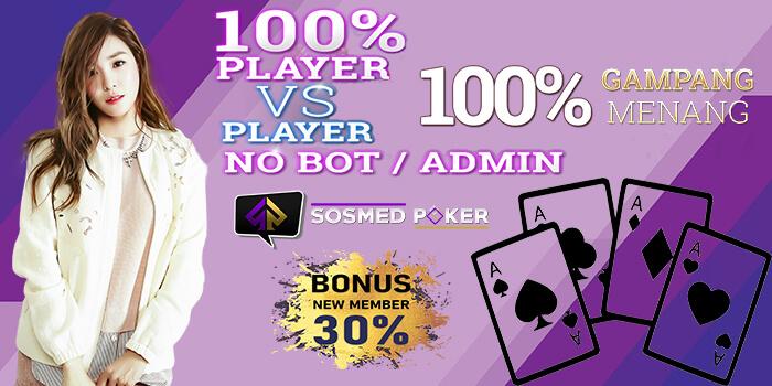 Bermain Bandar Ceme Menggunakan Akun ID Pro Situs Sosmed Poker